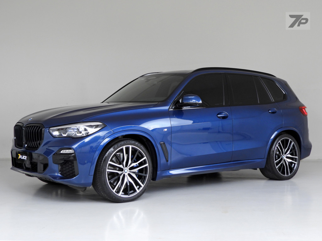BMW X5 3.0 M SPORT 4X4 30D I6 TURBO DIESEL 4P AUTOMÁTICO