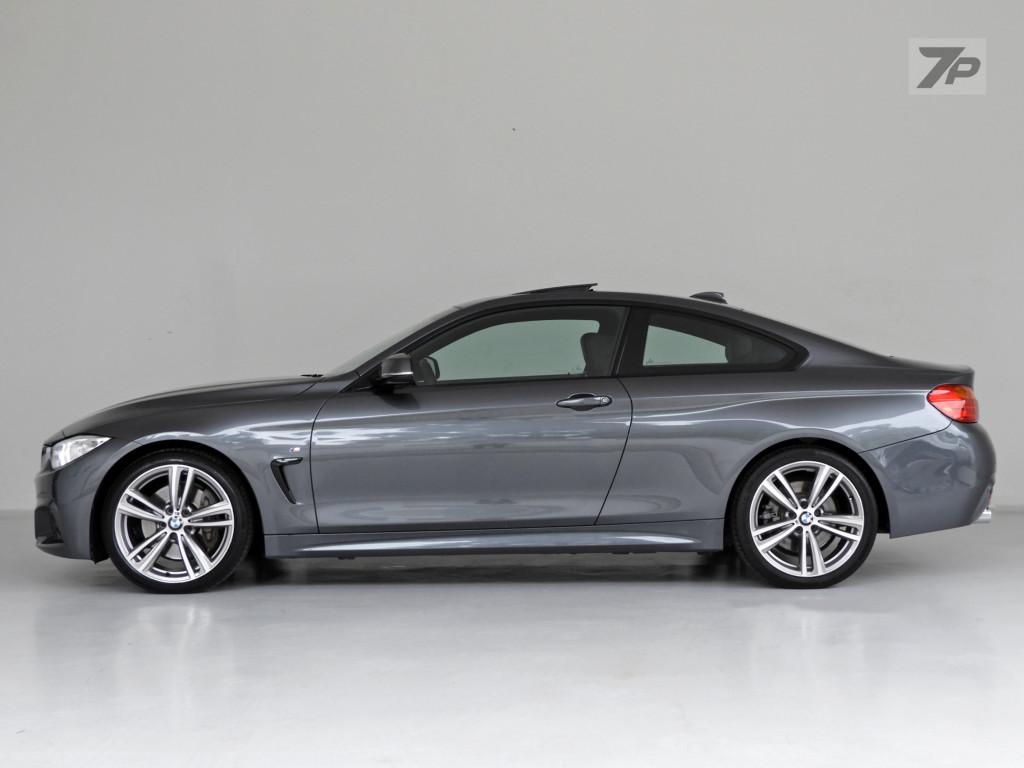 Imagem do veículo BMW 435i 3.0  24V GASOLINA COUPE  2P AUTOMÁTICO