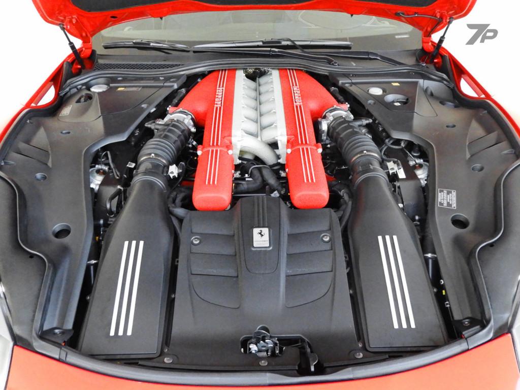 Imagem do veículo FERRARI F12 BERLINETTA 6.3 V12 GASOLINA F1-DCT