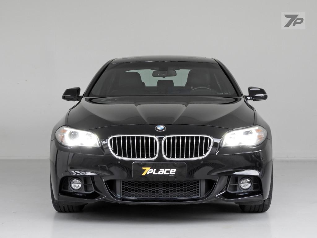 Imagem do veículo BMW 528i 2.0 M SPORT 16V GASOLINA 4P AUTOMÁTICO