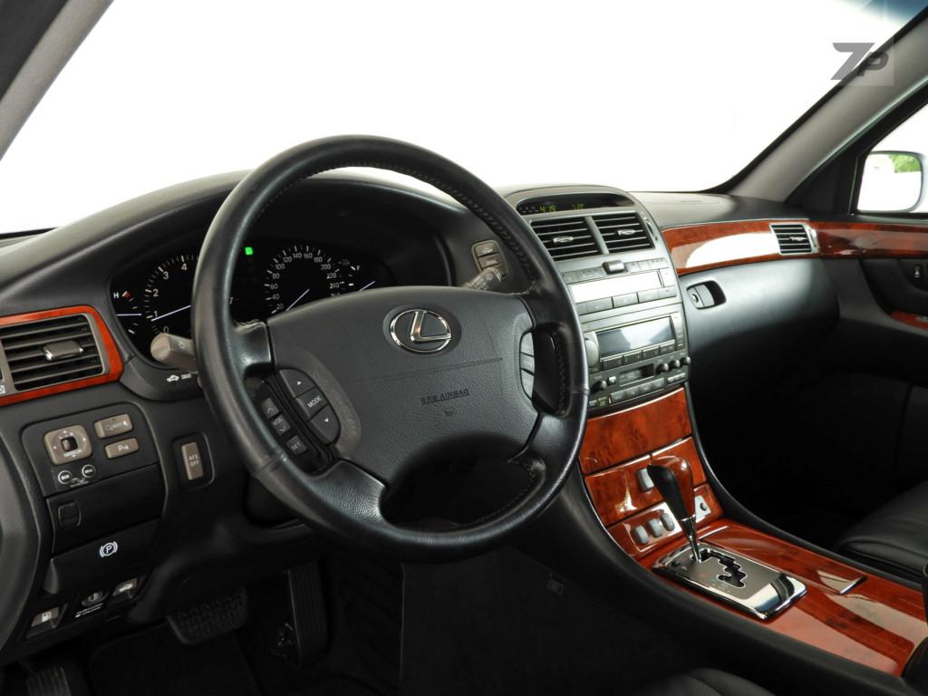 Imagem do veículo LEXUS LS 4.6 430 V8 32V GASOLINA 4P AUTOMÁTICO
