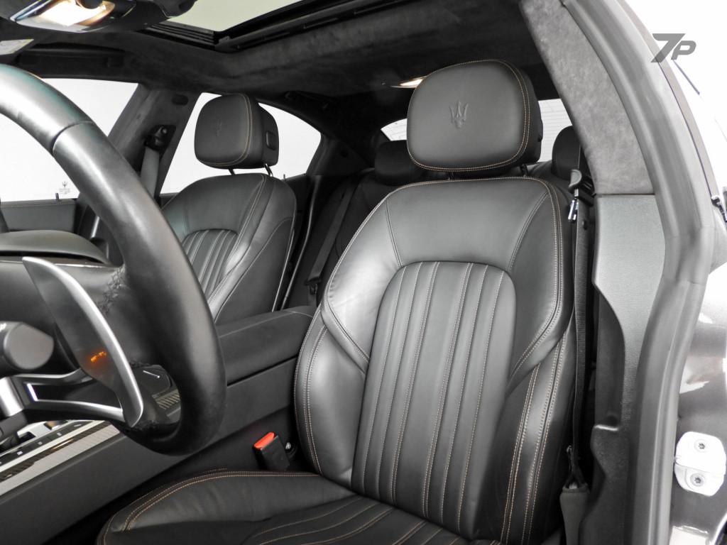 Imagem do veículo MASERATI GHIBLI 3.0 V6 TURBO GASOLINA AUTOMÁTICO