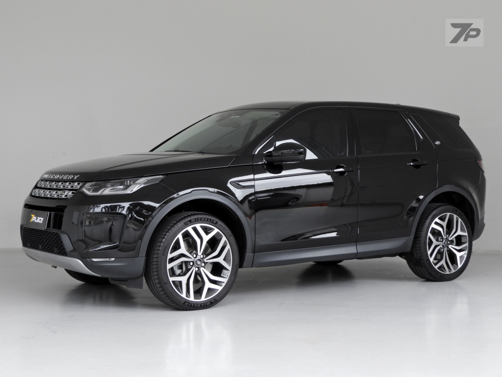 LAND ROVER DISCOVERY SPORT D180  S DIESEL