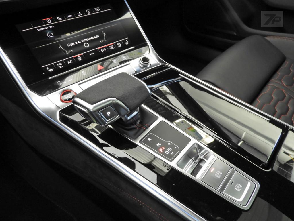 Imagem do veículo AUDI RS7 4.0 SPORTBACK V8 BI TURBO GASOLINA 4P AUTOMÁTICO