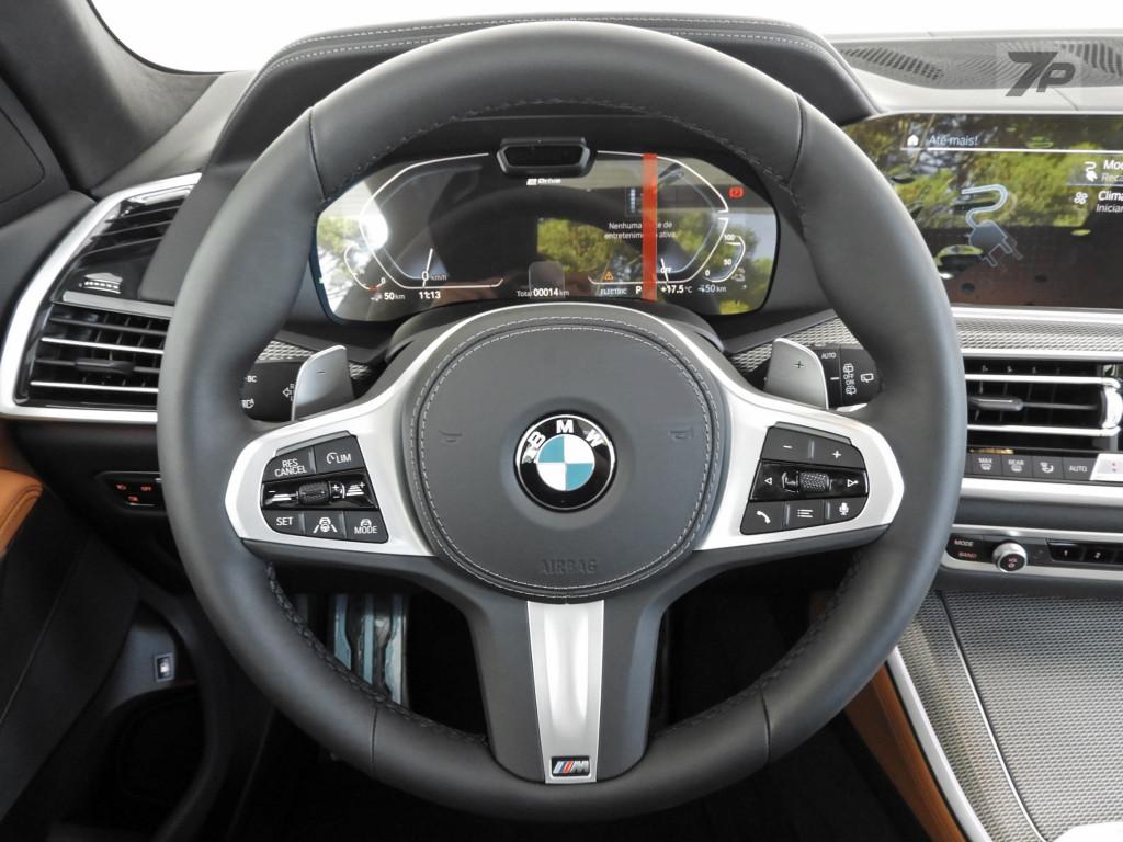 Imagem do veículo BMW X5 3.0 I6 TURBO HÍBRIDO XDRIVE45E M SPORT AUTOMÁTICO