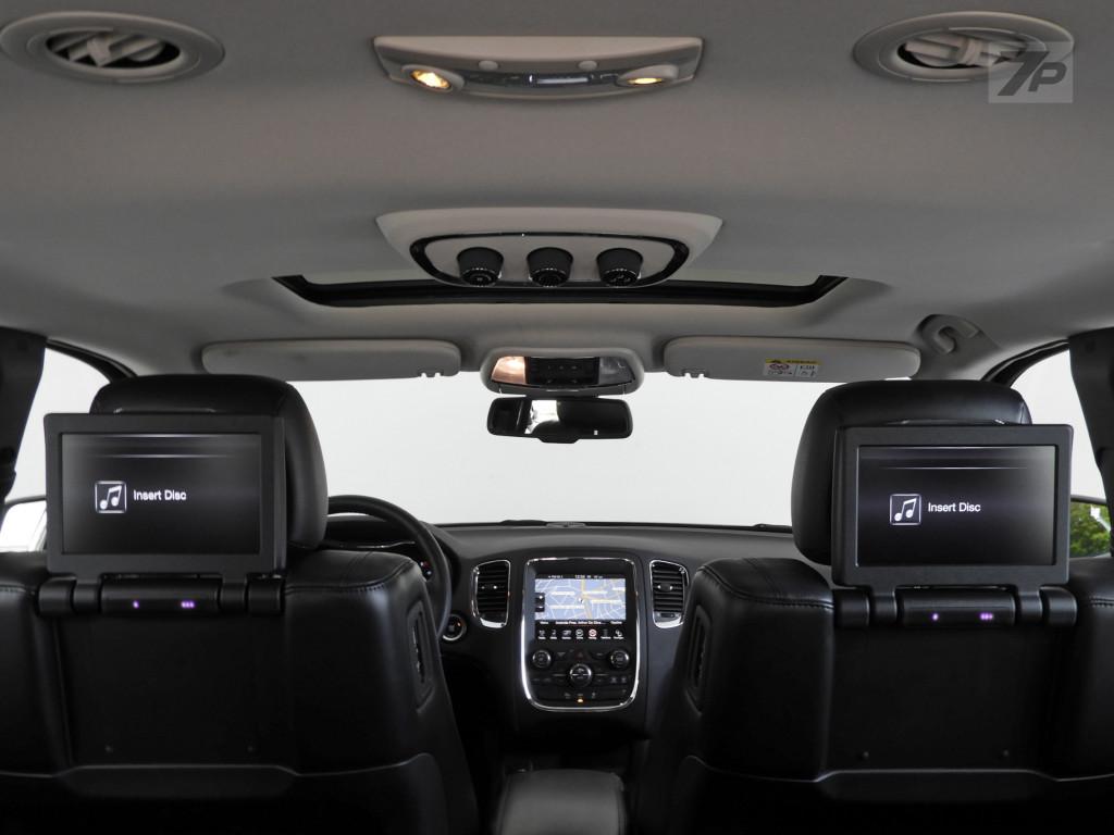 Imagem do veículo DODGE DURANGO 3.6 4X4 LIMITED V6 GASOLINA 4P AUTOMÁTICO