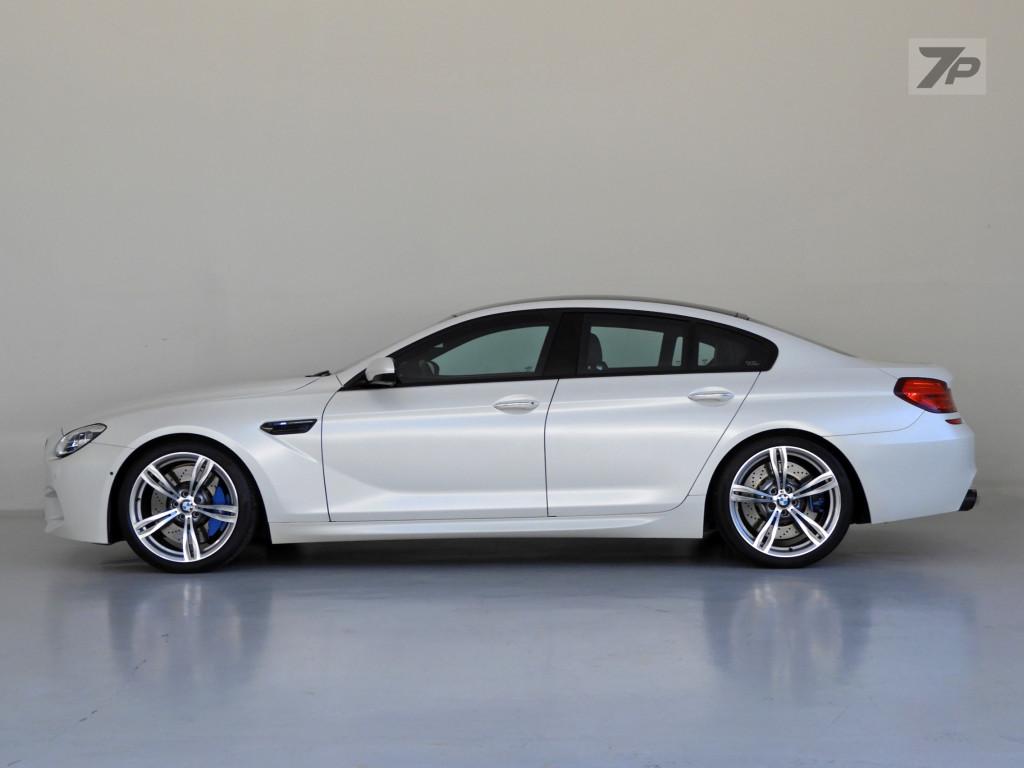 Imagem do veículo BMW M6 4.4 GRAN COUPÉ V8 32V GASOLINA 4P AUTOMÁTICO BLINDADO