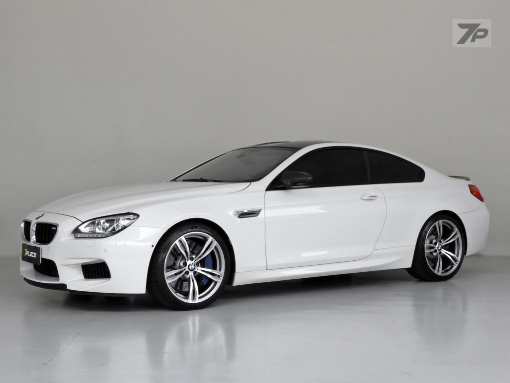 BMW M6 4.4 COUPÉ V8 32V GASOLINA 2P AUTOMÁTICO