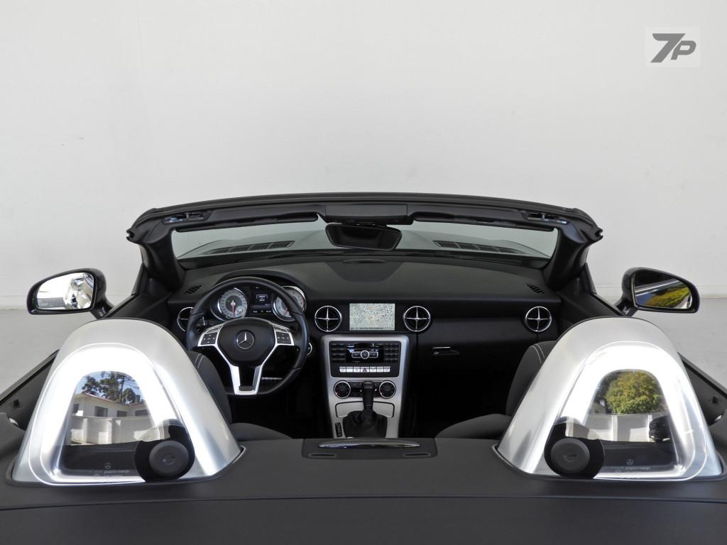 Imagem do veículo MERCEDES-BENZ SLK 250 1.8 CGI 16V TURBO GASOLINA 2P AUTOMÁTICO