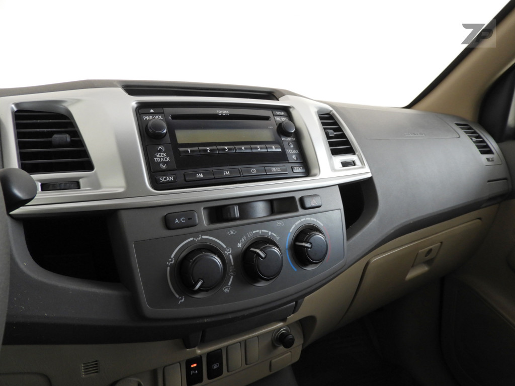 Imagem do veículo TOYOTA HILUX SW4 2.7 SR 4X2 16V FLEX 4P AUTOMÁTICO BLINDADO