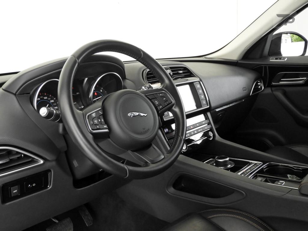 Imagem do veículo JAGUAR F-PACE 2.0 16V TURBO DIESEL PRESTIGE AWD 4P AUTOMÁTICO