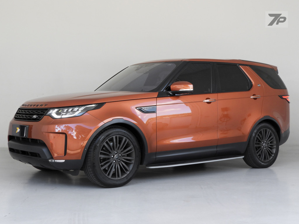 LAND ROVER DISCOVERY 3.0 V6 TD6 DIESEL HSE LUXURY 4WD AUTOMÁTICO