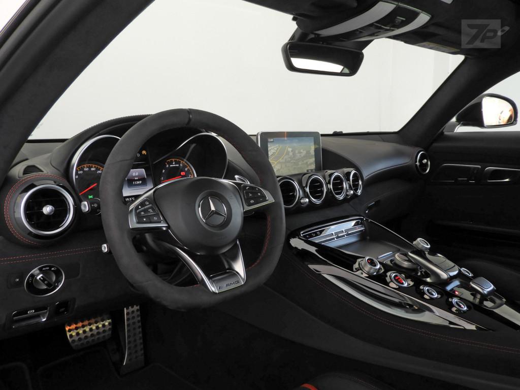 Imagem do veículo MERCEDES-BENZ AMG GT 4.0 V8 TURBO GASOLINA S 7G-DCT