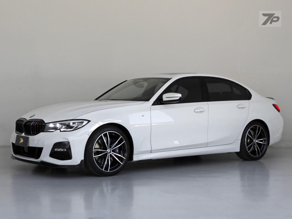 BMW 330i 2.0 16V TURBO GASOLINA M SPORT AUTOMÁTICO
