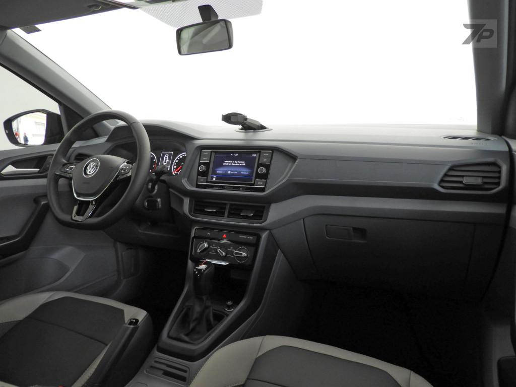Imagem do veículo VOLKSWAGEN T-CROSS 1.0 200 TSI TOTAL FLEX AUTOMÁTICO
