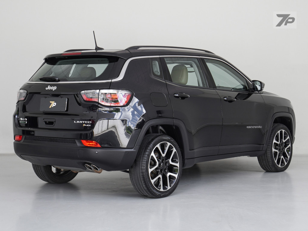 Imagem do veículo JEEP COMPASS LIMITED 2.0 TURBO DIESEL 4×4