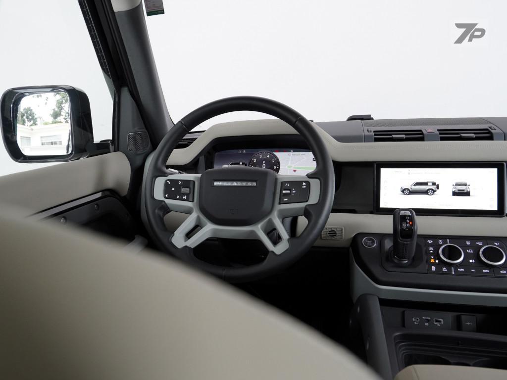 Imagem do veículo LAND ROVER DEFENDER 2.0 P300 GASOLINA 110 SE AWD AUTOMÁTICO