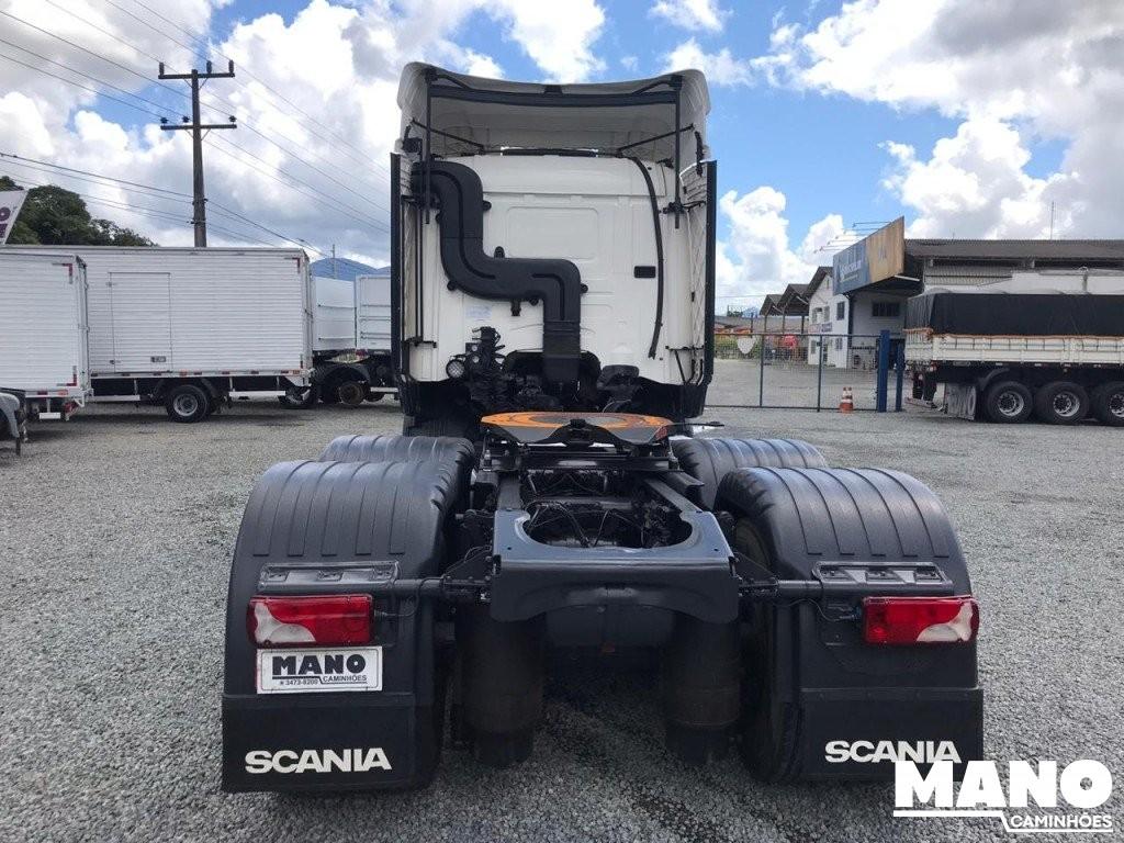 Imagem do veículo Scania R 400 A 6x2 2P (E5)