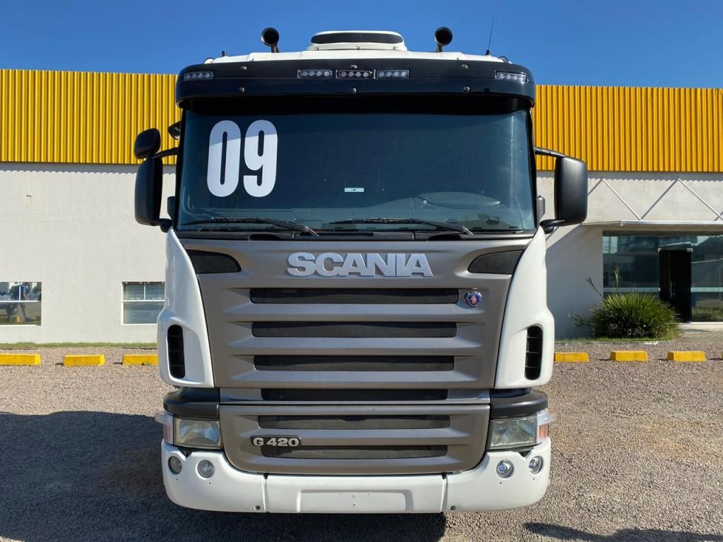 Imagem do veículo Scania G 380 A 6x2 2P