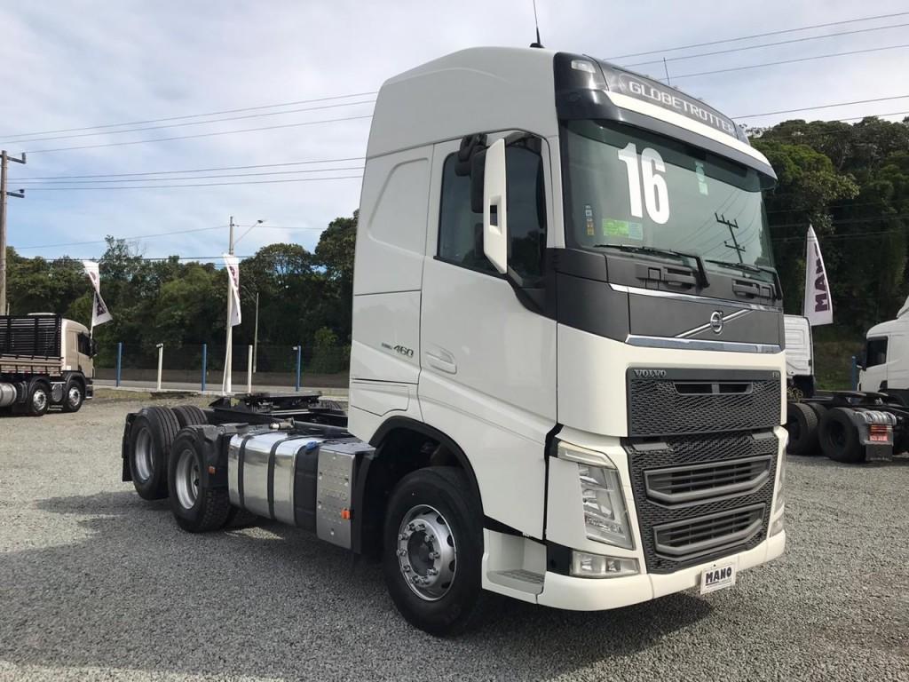 Volvo FH 12 460 6x2 TA