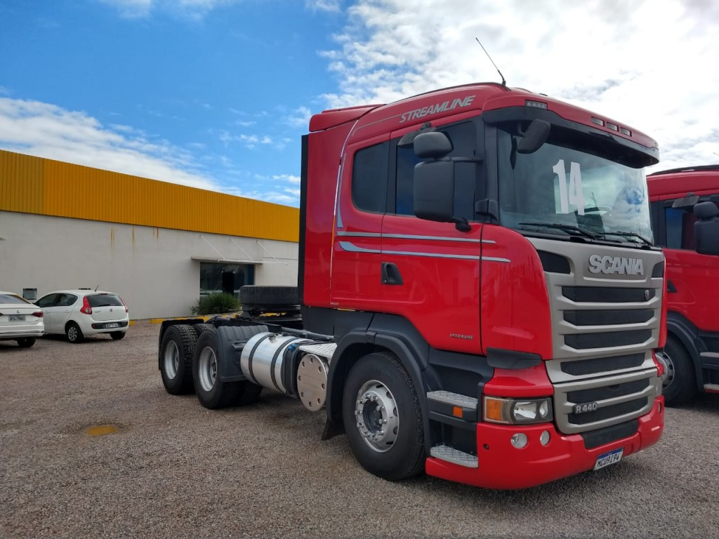Scania R 440 A 6x2 2P (E5)