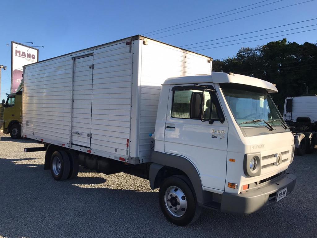 Volkswagen 8-150 E Delivery Plus 2P