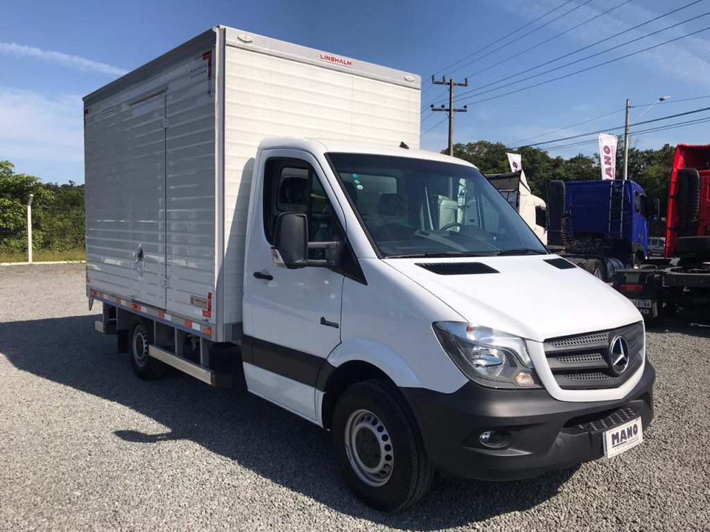 Imagem do veículo MERCEDES-BENZ SPRINTER 2.2 CDI CHASSIS 415 LONGO TB DIESEL MANUAL