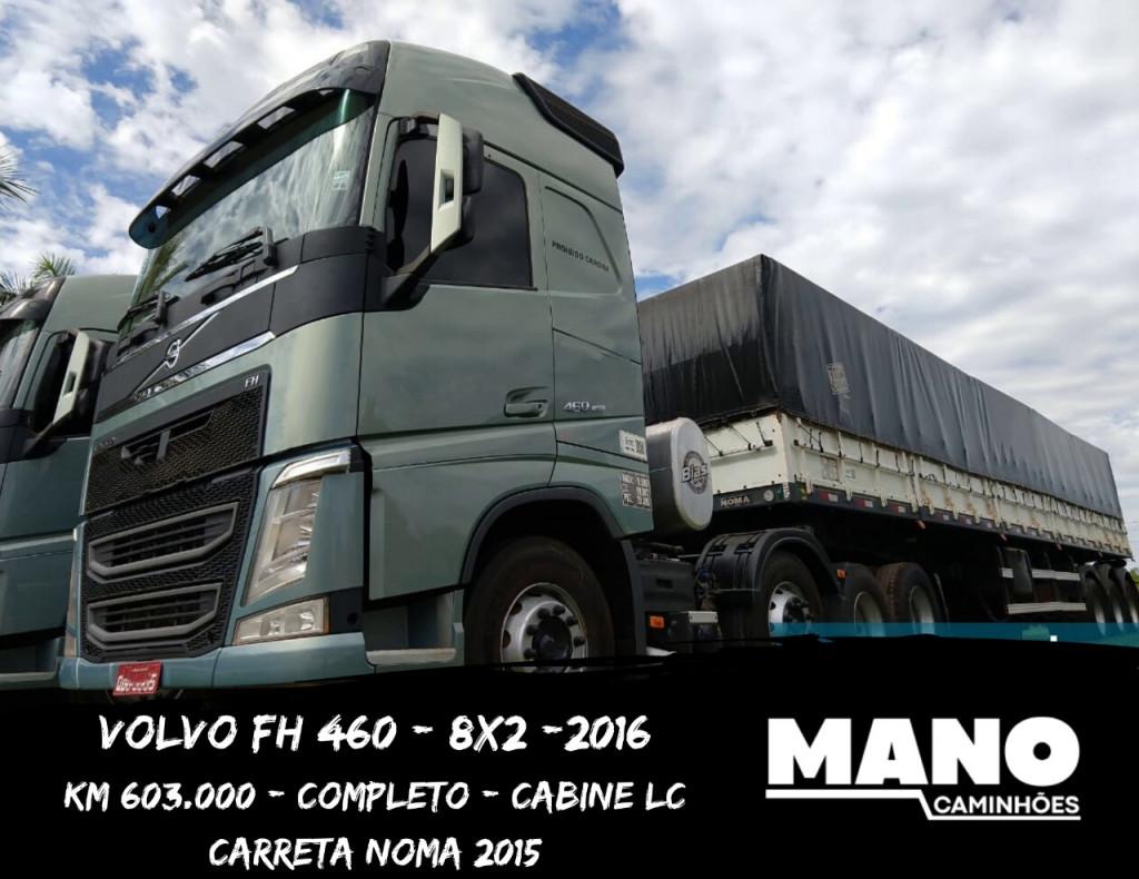 Volvo FH 460 8x2