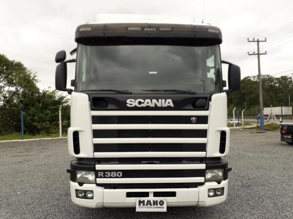 Imagem do veículo Scania R 380 A 6x2 2P