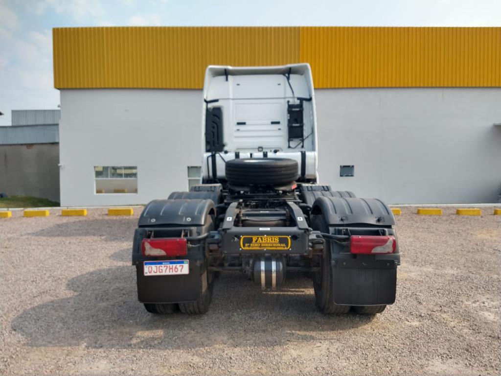 Imagem do veículo Man TGX 28.440 8x2 2P (E5)