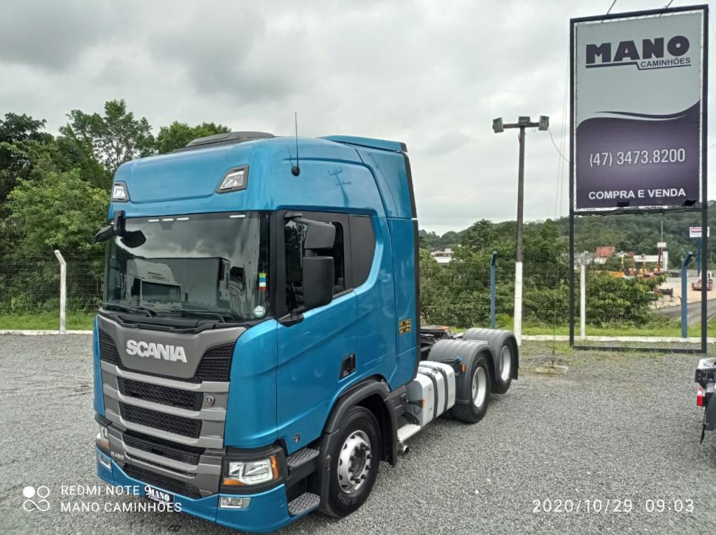 Scania R 450 A 6x2 HIGH./STRE. 2p (E5)