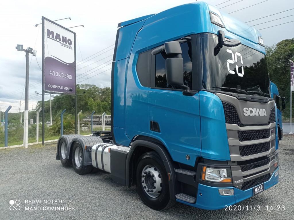 Scania R 450 A 6x2 2p (E5)