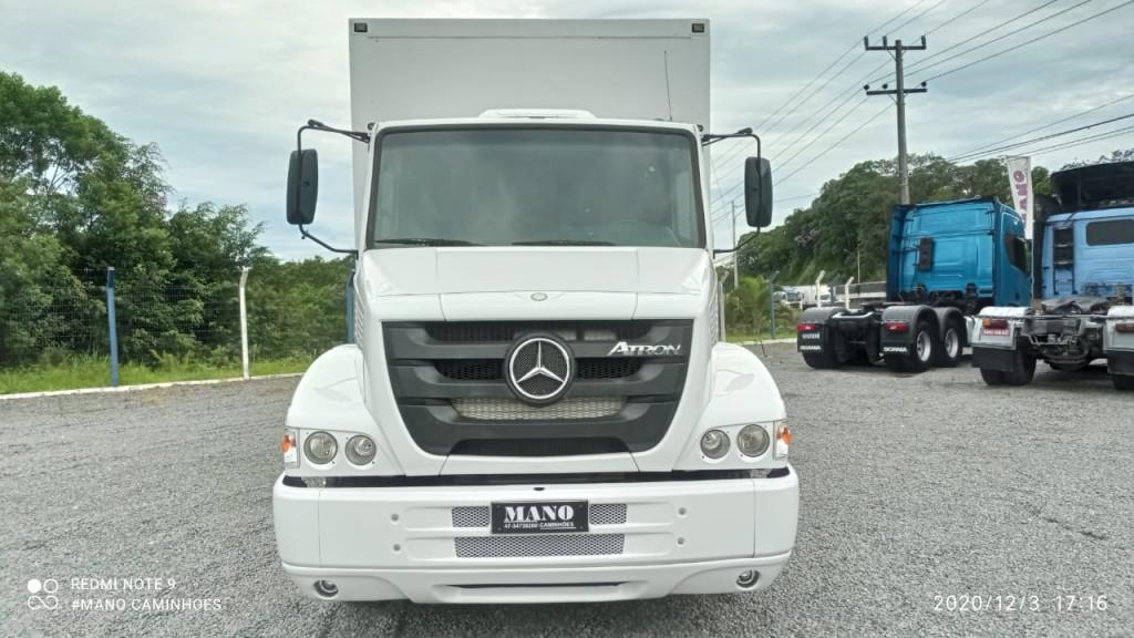 Imagem do veículo Mercedes-Benz Atron 2324 6x2 2P (E5)
