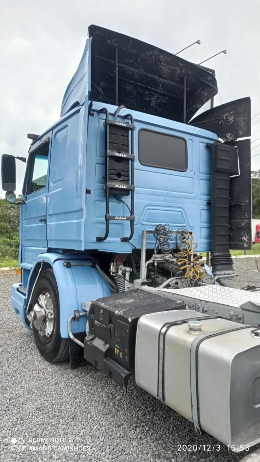 Imagem do veículo Scania  112   /  320 4x2 2P