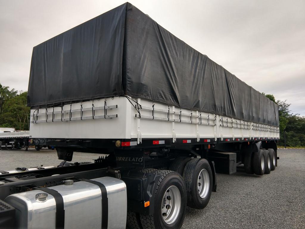 Imagem do veículo Carreta Graneleira - 12,50m