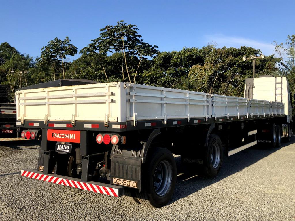 Imagem do veículo Carreta Carga Seca 2e  Facchini - 2019 - C/ Porta container