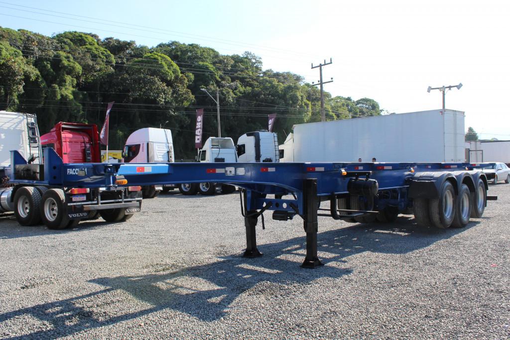 Imagem externa do Carreta Porta Container Facchini ano 2012
