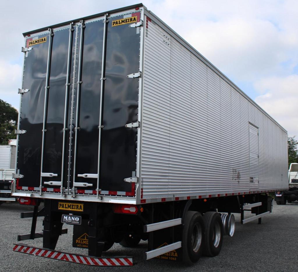 Imagem do veículo Carreta baú (Palmeira) 15,10 m