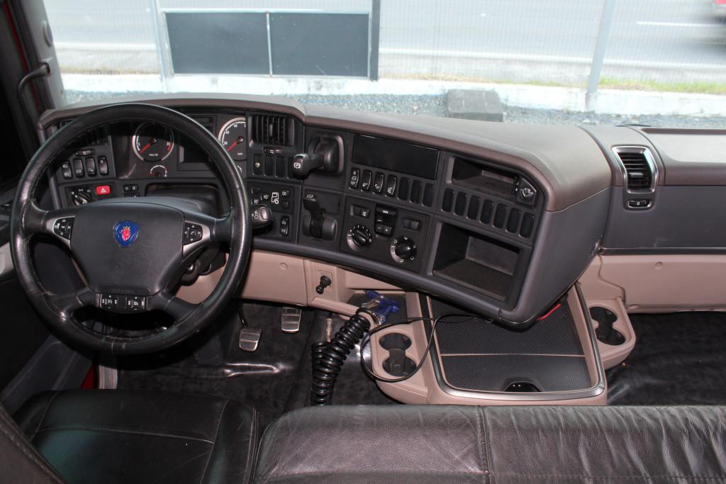 Imagem do veículo SCANIA R 620 A 6x2 -Highline -  Motor V8