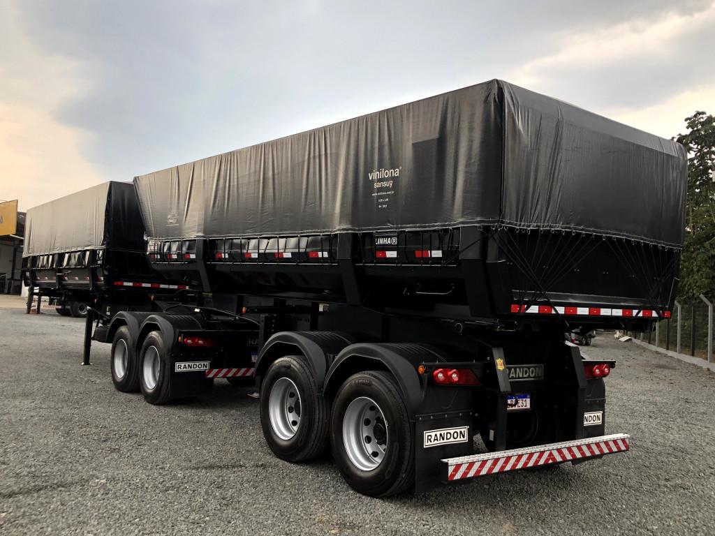 Imagem do veículo Bitrem Bicaçamba RANDON 2021