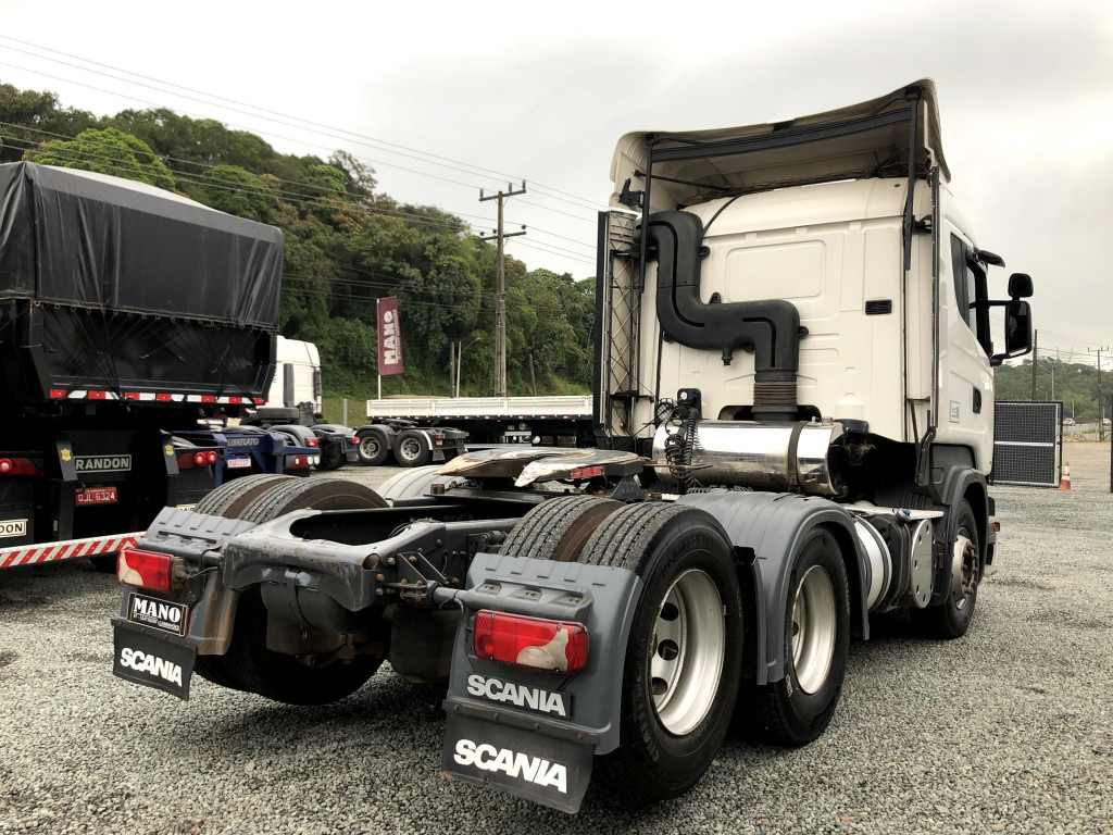 Imagem do veículo SCANIA R 400 A 6x2 2015