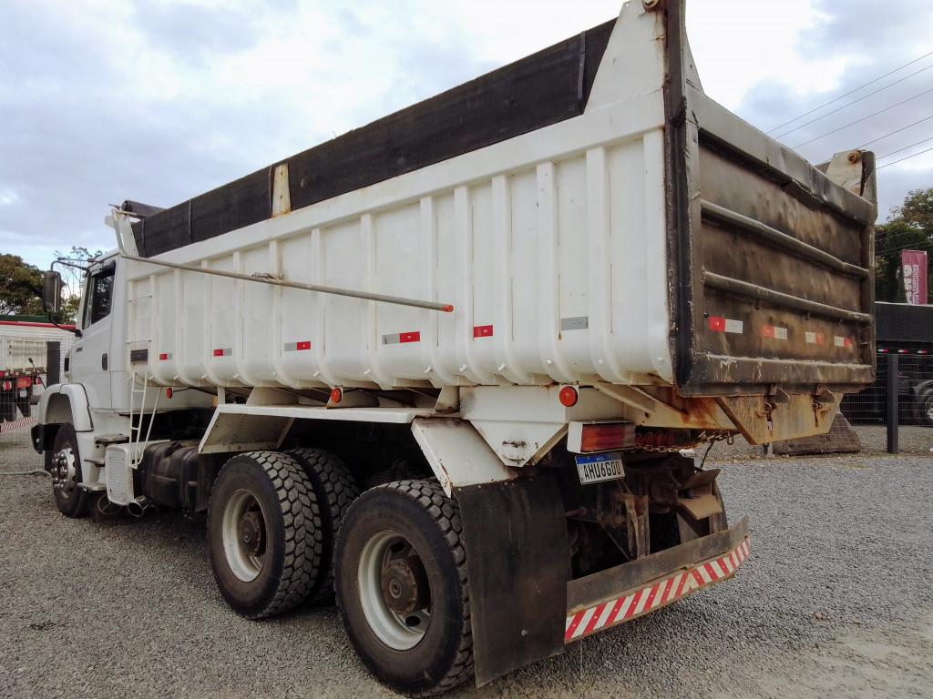 Imagem do veículo MB 2638 - 2000/2000 - 6x4 - Traçado - Caçamba Basculante