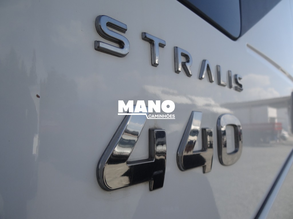 Imagem do veículo Iveco Stralis HiWay 6x2 440