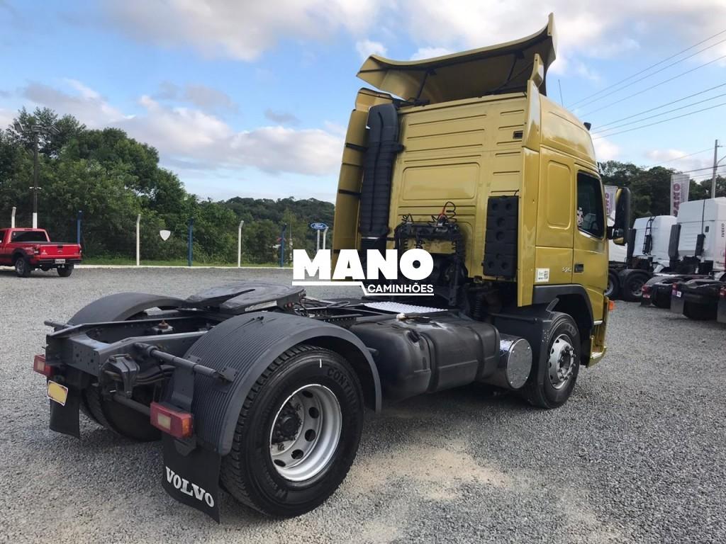 Imagem do veículo Volvo FM 370 4x2