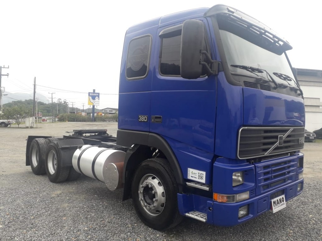 Imagem do veículo Volvo FH 12 380  6x2