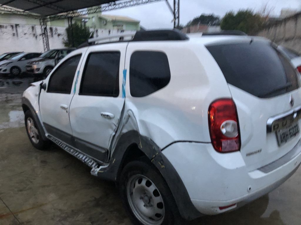 RENAULT DUSTER 1.6 16V FLEX DYNAMIQUE MANUAL