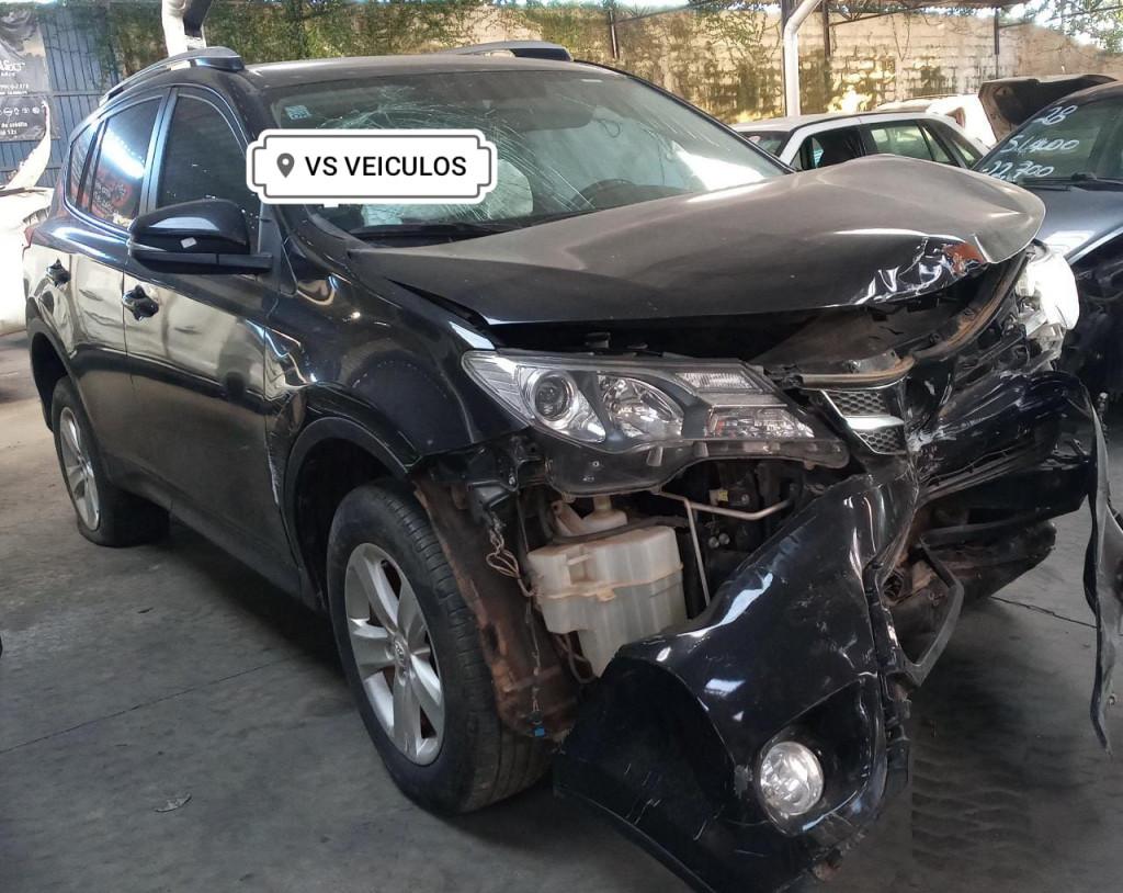 Imagem do veículo TOYOTA RAV4 2.0 4X4 16V GASOLINA 4P AUTOMÁTICO
