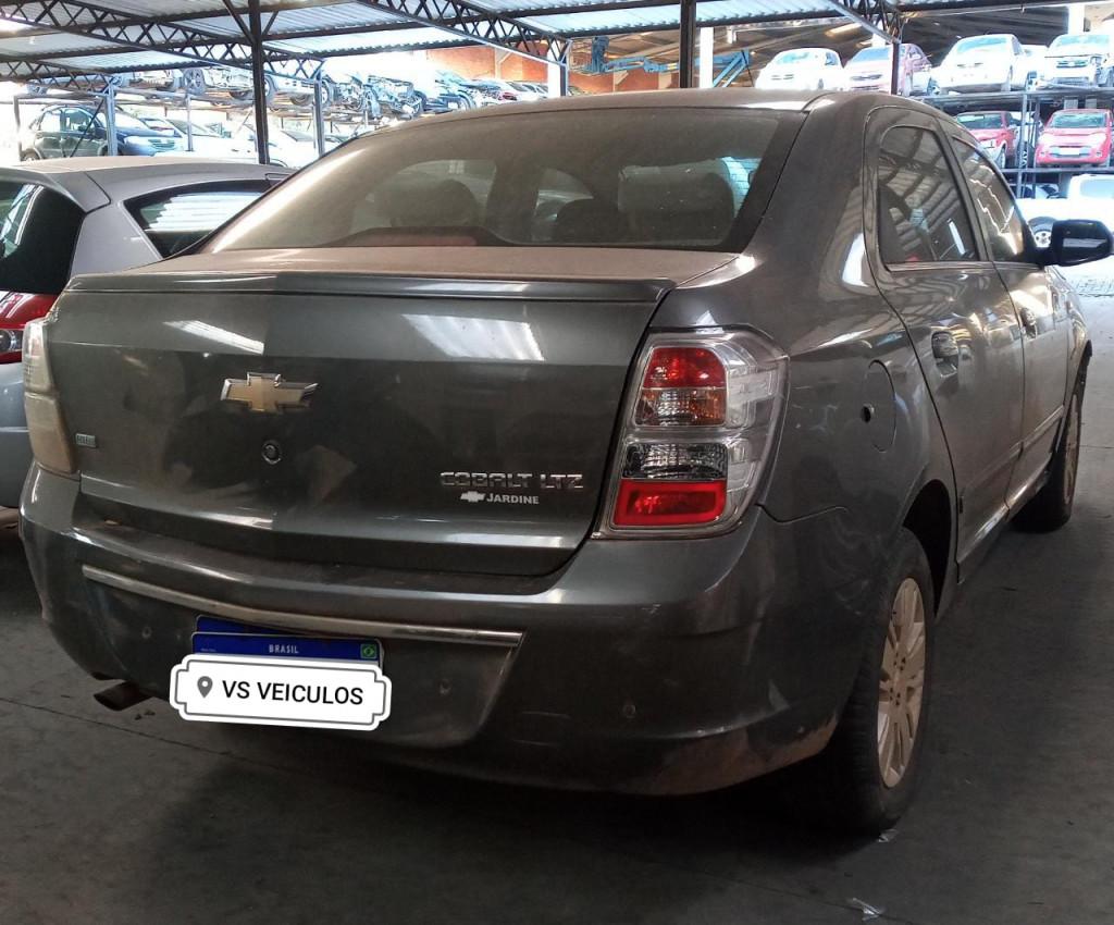 CHEVROLET COBALT 1.8 LTZ 8V FLEX 4P AUTOMÁTICO
