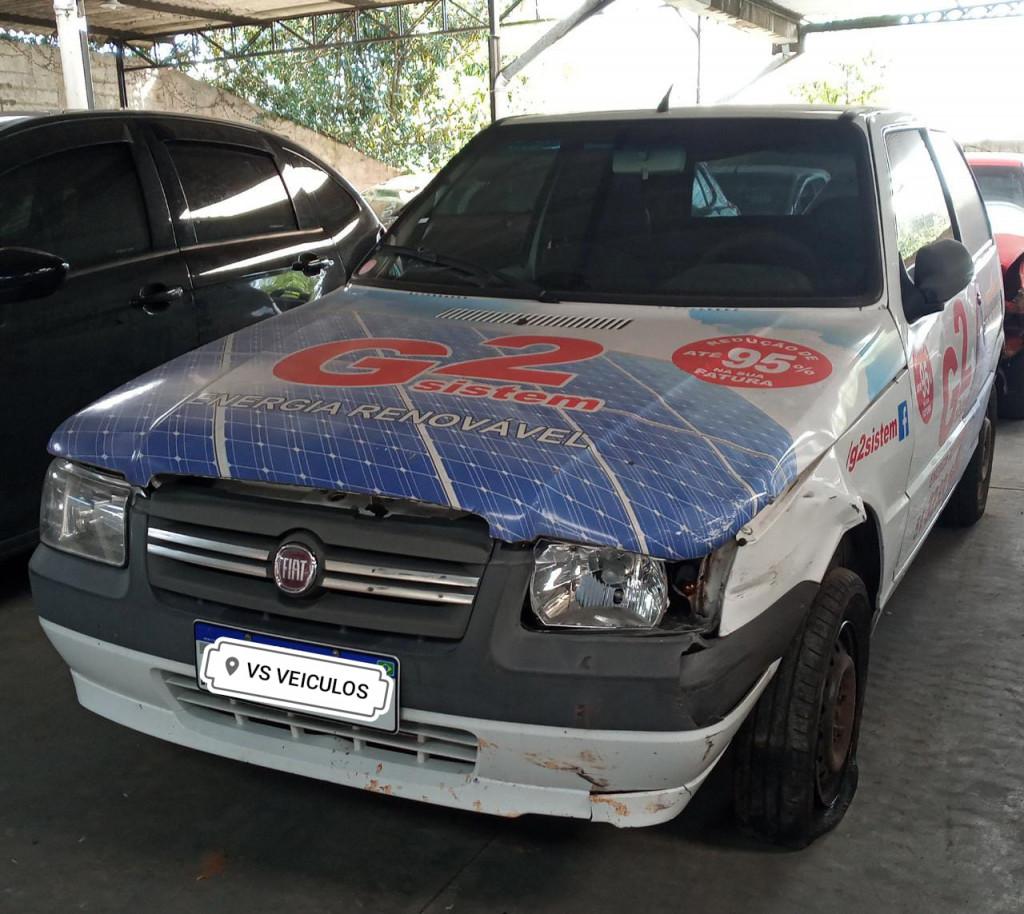FIAT UNO 1.0 MPI MILLE FIRE ECONOMY 8V FLEX 2P MANUAL
