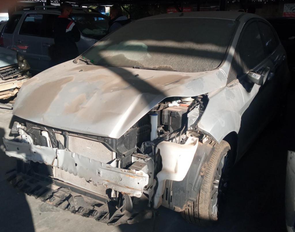 Imagem do veículo FORD FIESTA 1.6 titanium hatch 16v flex 4p automatico